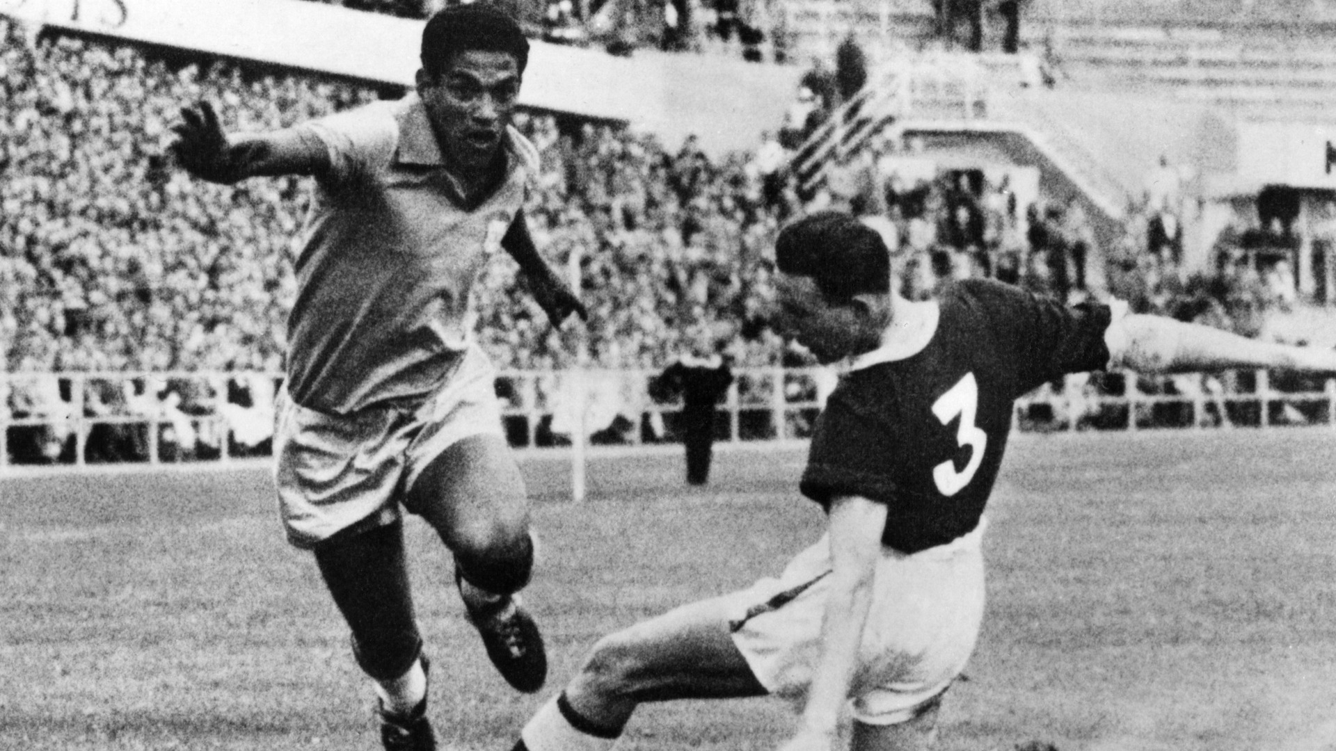 Garrincha Brazil Goal