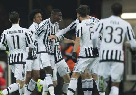 Juventus no puede aflojar