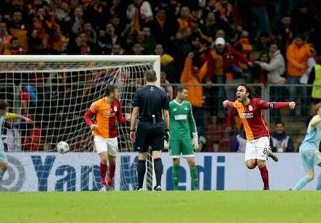 Galatasaray seguirá en la UEL
