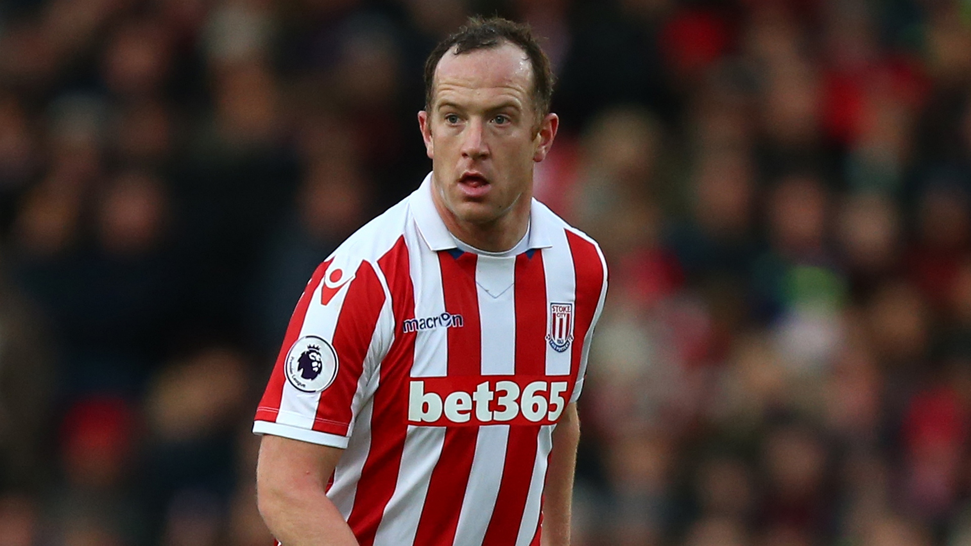 Charlie Adam Stoke City