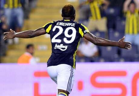 Emenike's classy brace sinks AS Monaco