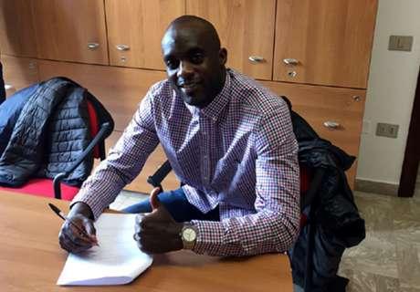 Sissoko Diputus Kontrak Setelah 25 Hari