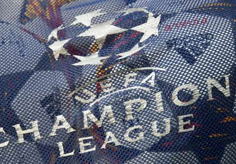 Tussenstanden Champions League