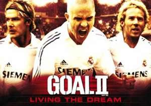 Goal! 2 (2007) Munez'in Newcastle kariyeri sonrası yoluna Avrupa devi Real Madrid de devam edecektir. Los Galacticos'un hemen hemen her yıldızının da bu filmde rol aldığını hatırlatalım.