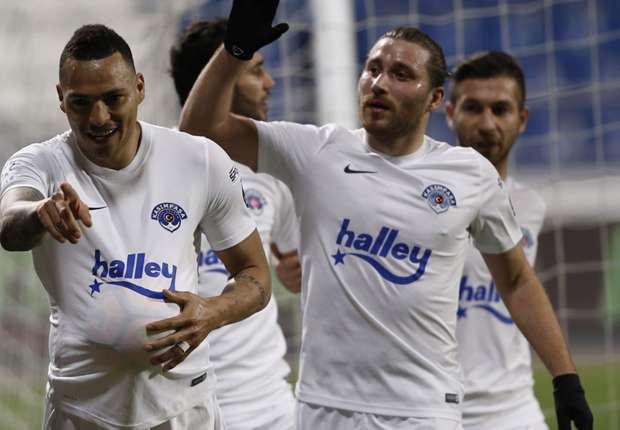 Kasımpaşa 4 Bursaspor 0 Maç Özeti Ve Golleri 24 Şubat