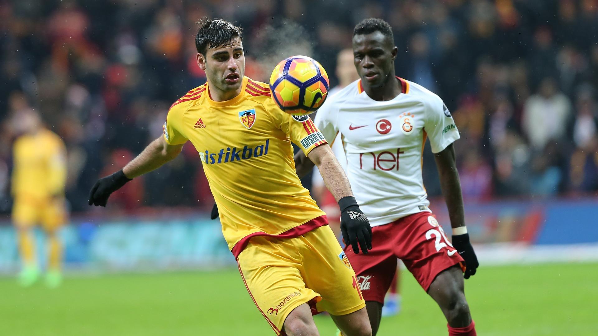 Deniz Turuc Bruma Galatasaray Kayserispor STSL