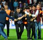 Trabzonspor get four-game fan ban
