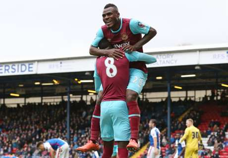 REPORT: Emenike & Payet star in rout