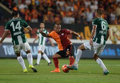 Sneijder pakt eerste prijs