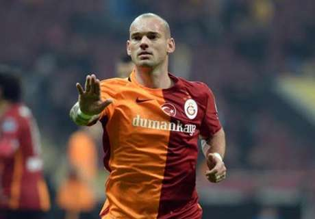 Gala sanzionato da UEFA? Via Sneijder