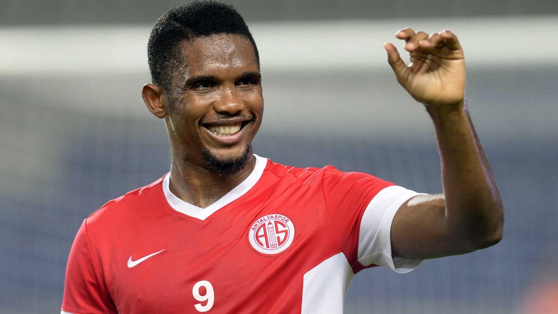 Samuel Eto o Antalyaspor Goal