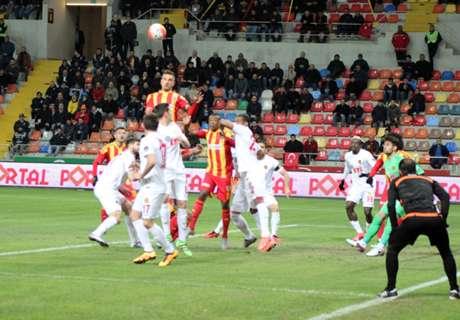 Ofoedu secures win for Eskisehirspor