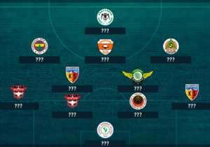 Süper Lig'de ikinci yarı 17. hafta maçlarıyla başladı. Yeni devrenin ilk maçında her oyuncunun bekleneni verdiği söylenemez. İşte hafta sonu oynanan maçlarda hayal kırıklığı yaratan 11 isim.