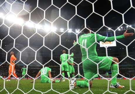 Nigeria-Algérie 3-1, résumé de match