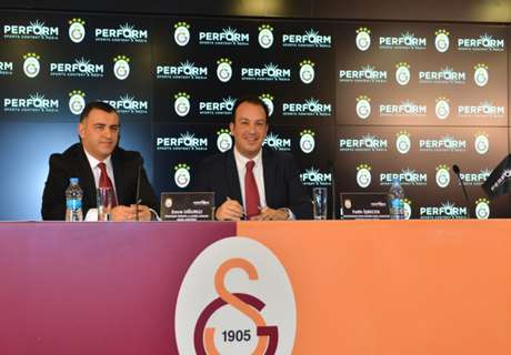 Acuerdo Perform Group-Galatasaray
