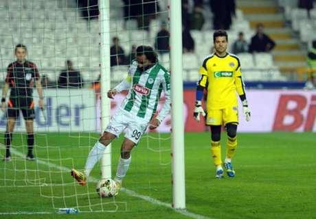 Turquie, scène insolite entre Konyaspor et Kasimpasa
