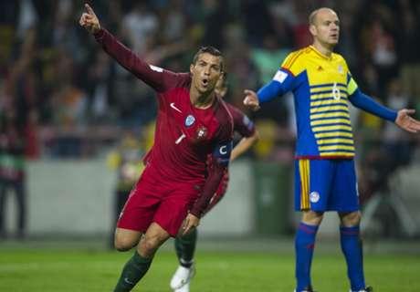 VIDEO: Ronaldos Rekord-Show
