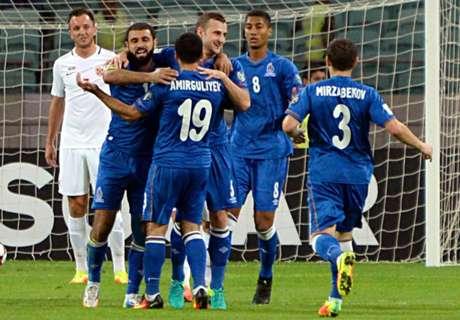 Prosinečki deklasirao San Marino