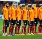 Galatasaray - Konyaspor maçından kareler