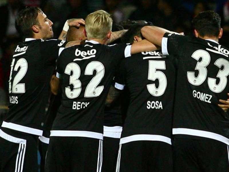 Beşiktaş Akhisar Belediyespor'u yenerse bu iş biter
