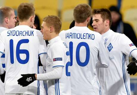 Dinamo Kiev-Besiktas 6-0: Turchi fuori