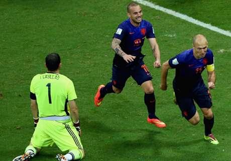 PREVIEW: Belanda - Spanyol