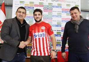 EL KABIR | Sagan Tosu'dan Antalyaspor'a