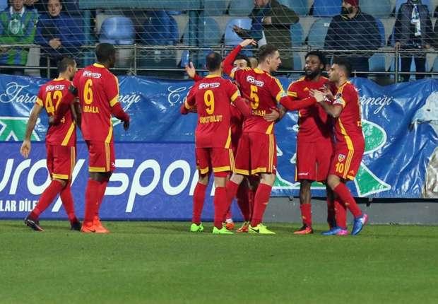 Çaykur Rizespor 2 Kayserispor 4 maç Özeti Ve Golleri 24 Şubat
