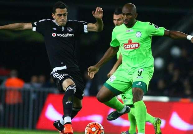 Beşiktaş Quaresma ile liderliği aldı: 1-0