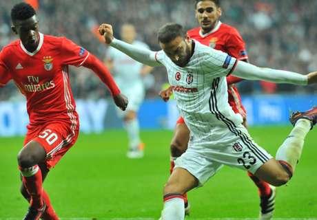 Tosun leads Besiktas comeback