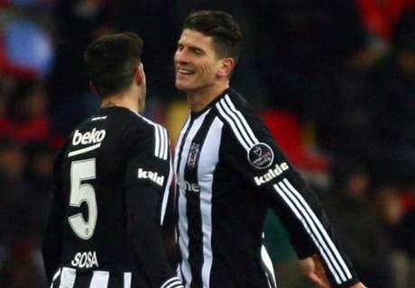 Süper Lig: Gomez trifft - Fener patzt