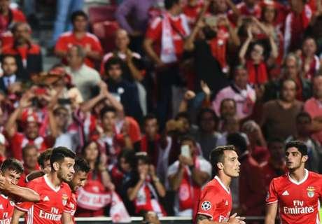 Benfica dejó escapar dos puntos