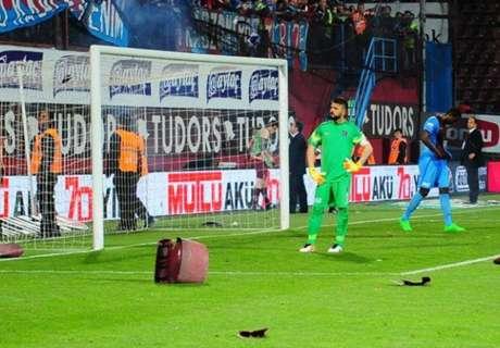 Türkei: Geisterspiele für Trabzonspor