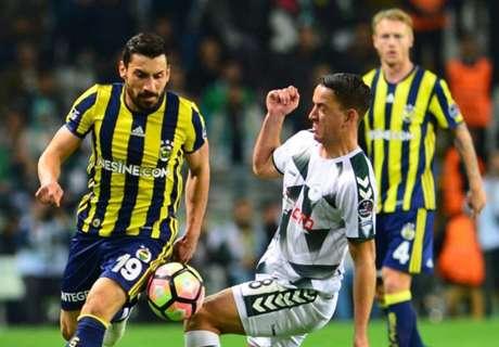 Fenerbahçe, Konya'da nefes aldı!