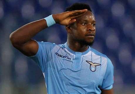Onazi backs Lazio against AS Roma