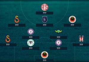 Opta verileriyle Spor Toto Süper Lig'de 13. haftanın şu ana kadar en iyi performans sergileyen isimlerinden derlediğimiz 11 burada...