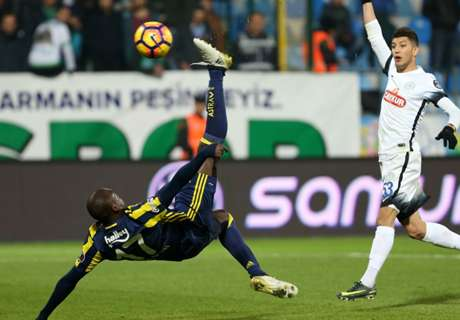 WATCH: Sow stunner helps Fenerbahce