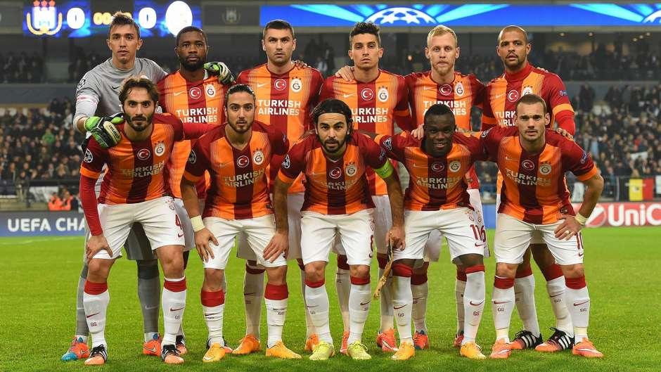 Galatasaray Team UCL 1...