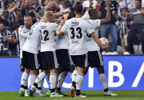 GALLERY: Besiktas claim Super Lig