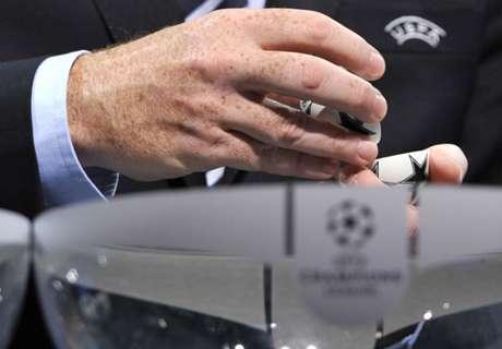 Los cruces de la Pre-Champions League