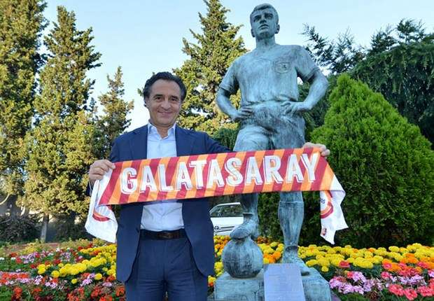 Prandelli: Galatasaray will win with style