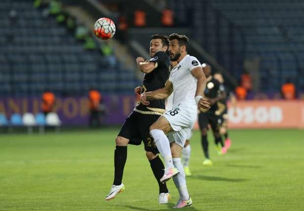 Osmanlıspor, UEFA Avrupa Ligi'nde: 1-0
