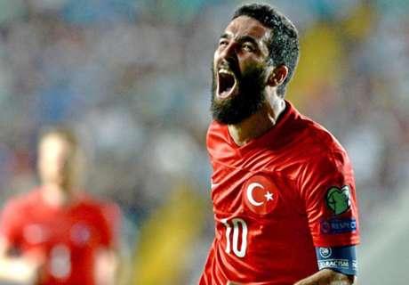 Eliminatorias: Turquía 1-1 Letonia