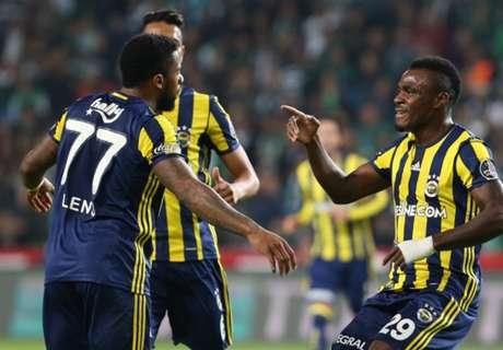 Fenerbahçe zet goede reeks voort