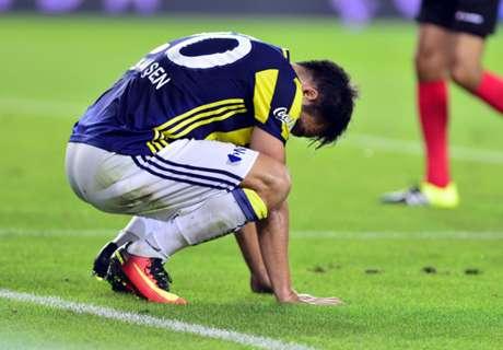 Fenerbahçe voor eigen publiek onderuit