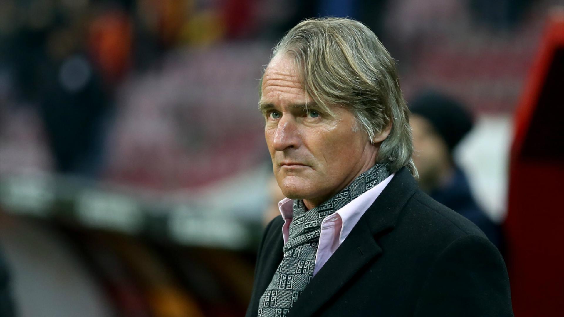 Cape Town City announce Riekerink as new head coach