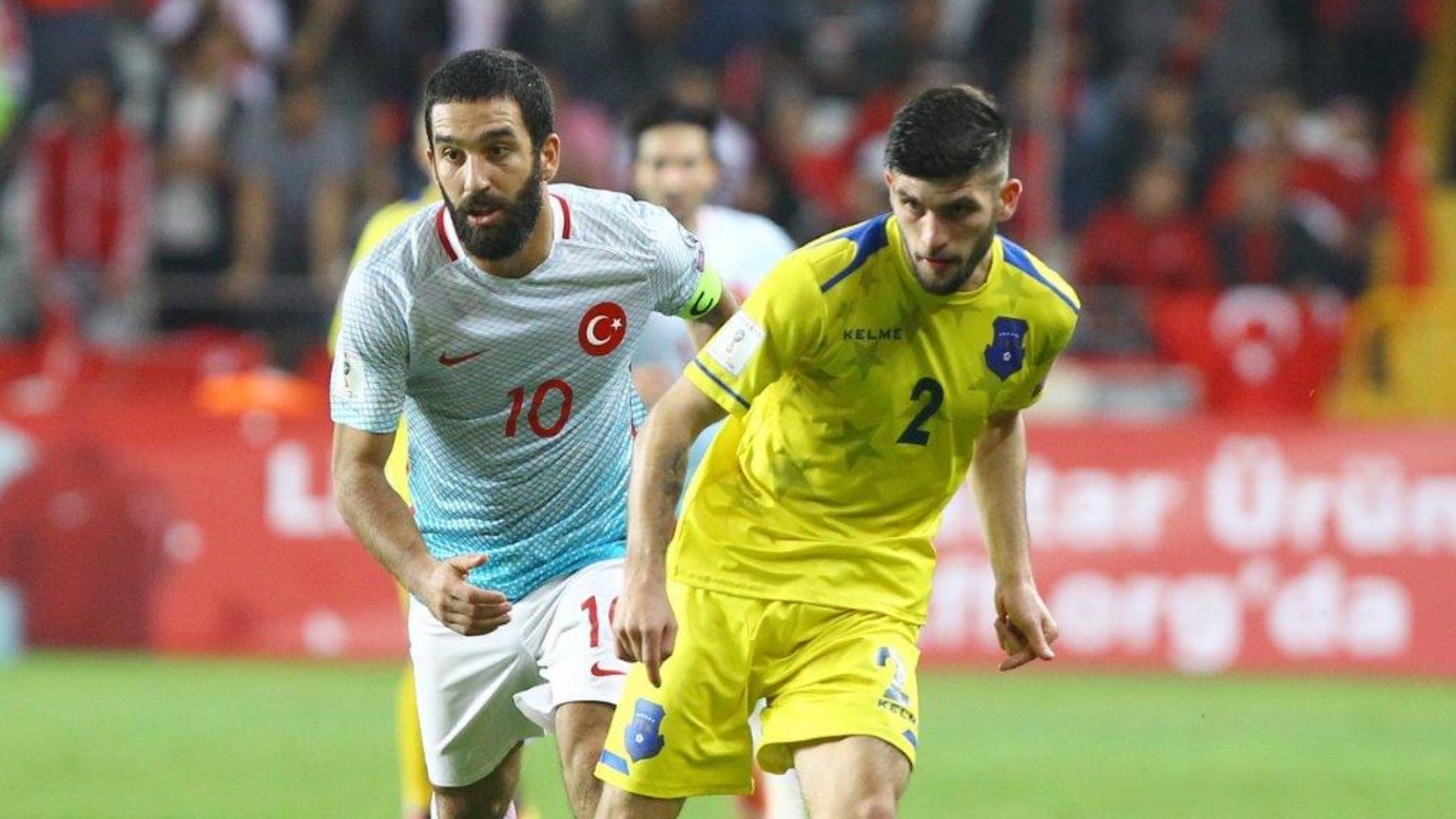 Turkey Kosovo Arda Turan  11122016 WCQ 2018