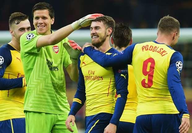 Galatasaray 1-4 Arsenal: Ramsey wonderstrike inspires Gunners