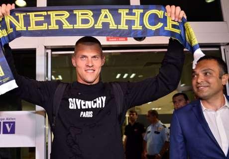 Skrtel se va al Fenerbahçe