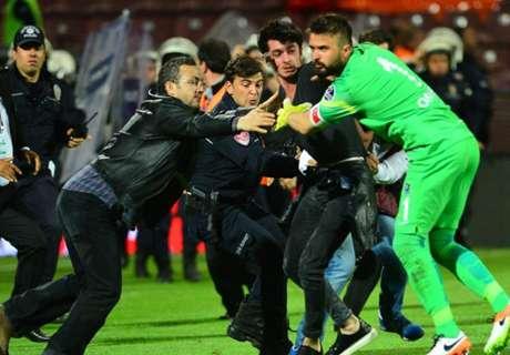 Suspendido el Trabzonspor - Fenerbahce